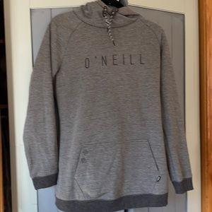 O'Neill hoodie. Size Medium. Front pocket.